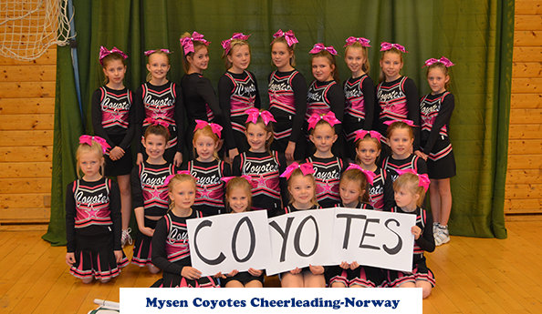 Mysen-Coyotes-Cheerleading-Norway